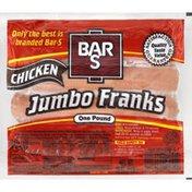 Bar-S Chicken Jumbo Franks