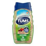 Tums Ultra Strength Antacid Chews, Ultra Strength Antacid Chews