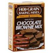 HolvGrain Brownie Mix, Chocolate