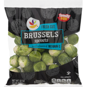 Ahold Brussels Sprouts, Fresh Cut, Family Size