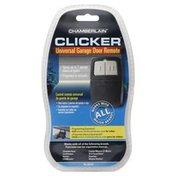 Clicker Garage Door Remote, Universal