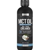 Onnit Creamer, Non Dairy, Creamy Coconut Flavor, MCT Oil