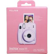 Instax Camera, Instant, Mini 11, Lilac Purple