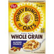 Post Whole Grain Almond Crunch Cereal