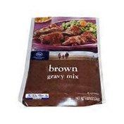 Kroger Brown Gravy Mix