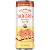 Chameleon COLD-BREW Organic Cinnamon Dolce Whole Milk Latte