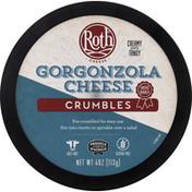 Roth Cheese Crumbles, Gorgonzola
