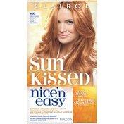 Clairol Nice 'n Easy, 8SC Sandy Copper Blonde, Permanent Hair Color, 1 Kit Female Hair Color