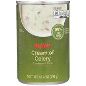 Hy-Vee Cream Of Celery Condensed Soup