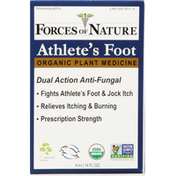 Forces of Nature Athlete's Foot, Organic