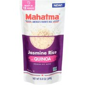Mahatma Jasmine Rice with Quinoa Premium Rice Blend