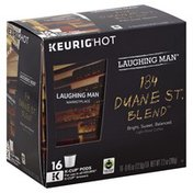 Laughing Man Coffee, Light Roast, 184 Duane St. Blend