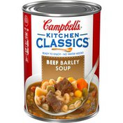 Campbell's® Beef Barley Soup