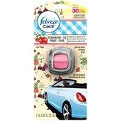 Febreze Car Vent Clips Strawberry Fig Air Freshener