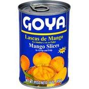 Goya Mango Slices with Pulp