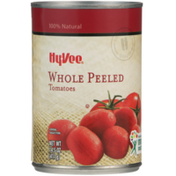 Hy-Vee Whole Peeled Tomatoes