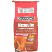 CharKing Mesquite Charcoal Briquets
