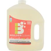 Boulder Clean Dishwasher Detergent Gel, Grapefruit Pomegranate