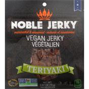 Noble Jerky Jerky, Vegan, Teriyaki