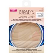 Physicians Formula Pressed Powder, Mineral Wear, Transluscent 7586, Sunscreen Broad Spectrum SPF 30