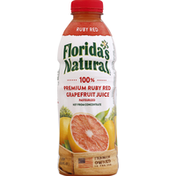 Florida's Natural 100% Juice, Ruby Red