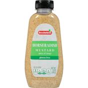 Brookshire's Mustard, Horseradish