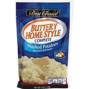 Best Choice Home Style Butter Complete Mashed Potatoes