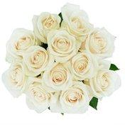Debi Lilly White Roses