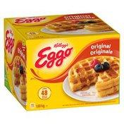 Kellogg's Eggo Waffles, Original