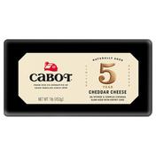 Cabot 5 Year Cheddar