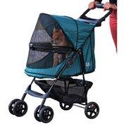"""Pet Gear Happy Trails No-Zip Dogs Stroller - 30.5"""" x 15"""""""
