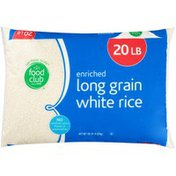 Food Club Enriched Long Grain White Rice