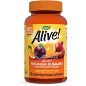 Nature's Way Alive!® Premium Adult Multivitamin Gummies