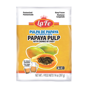 La Fe Papaya Pulp