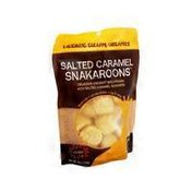 Laughing Giraffe Organic Salted Caramel Snackaroons