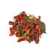 Thai Chili Glaze Beef Stir Fry