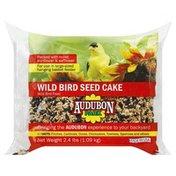 Audubon Park Wild Bird Food, Wild Bird Seed Cake