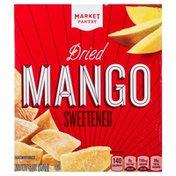 Market Pantry Mango, Dried, Sweetened