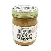 Big Spoon Roasters Nut Butters, Peanut Almond