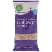 Food Club Roasted & Salted Shelled Sunflower Seeds