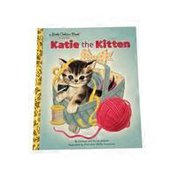 Golden Books Katie the Kitten Hardcover Book