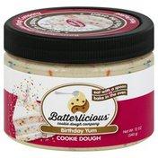 Batterlicious Cookie Dough, Birthday Yum