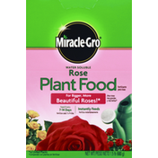 Miracle-Gro Plant Food, Rose, Water Soluble
