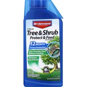 BioAdvanced Tree & Shrub Protect & Feed, Concentrate II