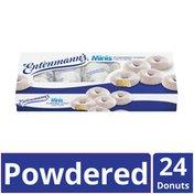 Entenmann's Mini Powdered Donut Snack Packs