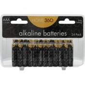 Home 360 AAA Alkaline Batteries