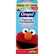 Orajel Berry Fun Training Toothpaste