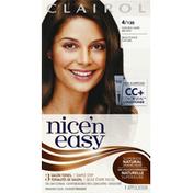 Nice 'n Easy Permanent Color, Natural Dark Brown 4/120