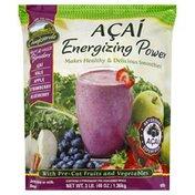 Campoverde Blenders, Fruit & Veggie, Acai Energizing Power