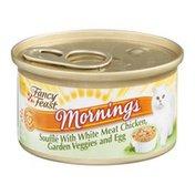 Fancy Feast Mornings Gourmet Cat Food